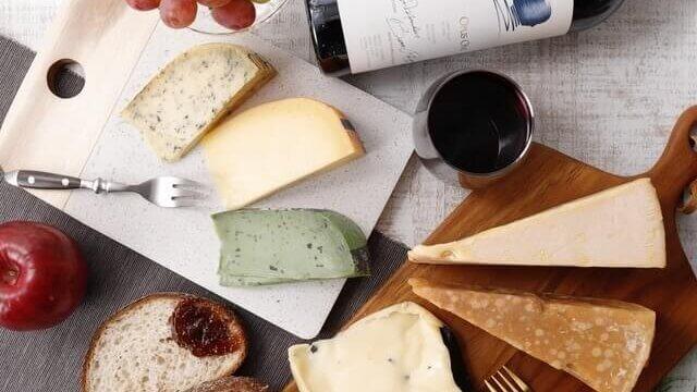 <残り1名>ワインに合うオランダ産チーズ6種でワイン会@倉敷美観地区